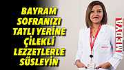 BAYRAM SOFRANIZI TATLI YERİNE ÇİLEKLİ LEZZETLERLE SÜSLEYİN