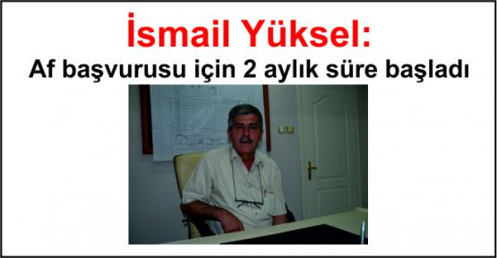 İsmail Yüksel: